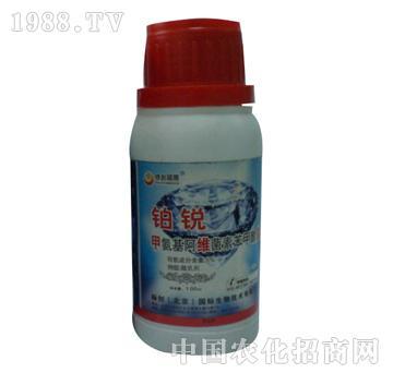 5%甲氨基阿维菌素苯甲酸盐-铂锐-标创