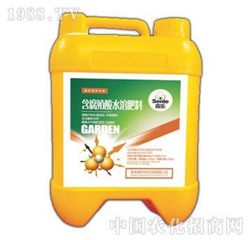 含腐殖酸水溶肥料-海邦