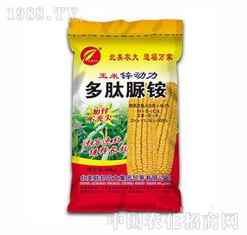 玉米锌动力-多肽尿铵-