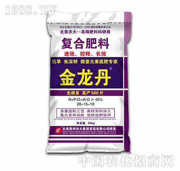 45%复合肥料-金龙丹