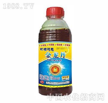 金龙丹微量元素水溶肥-