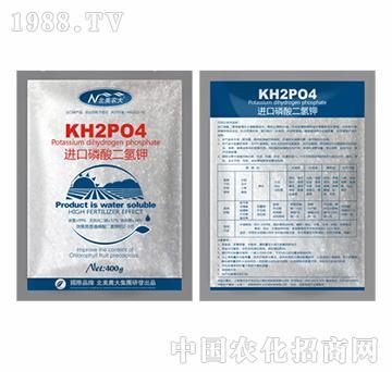 进口磷酸二酸钾400g