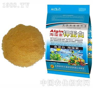 海藻素钾蛋白-北美农大