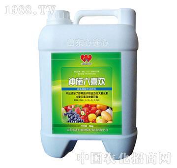 含氨基酸水溶肥-冲施六