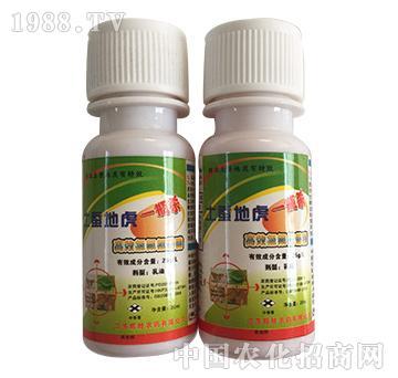 25g/L高效氯氟氰菊酯-土蚕地虎一瓶杀-辉胜