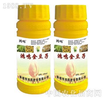 大豆专用叶面肥-鸿鸣肥业