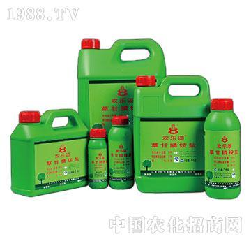33%草甘膦铵盐-欢乐