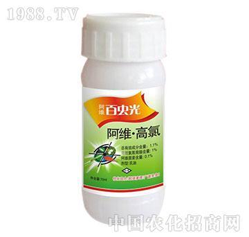 1.1%阿维高氯-百虫