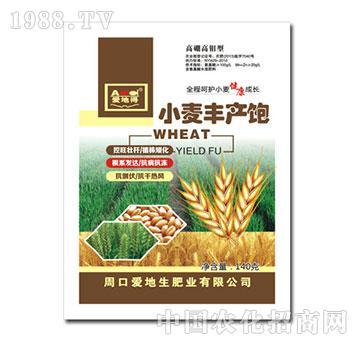 小麦丰产饱-爱地生