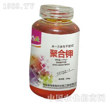 聚合钾-沃可丰