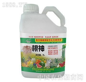 根神-含氨基酸水溶肥-