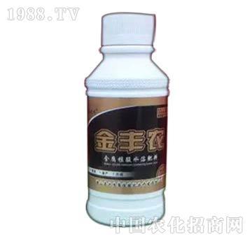 含腐殖酸水溶肥料-金丰农-腐植酸