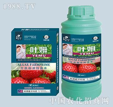 冬氨酸藻姆菌素-草莓专