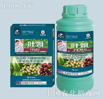 冬氨酸藻姆菌素-花椒專配-葉姆
