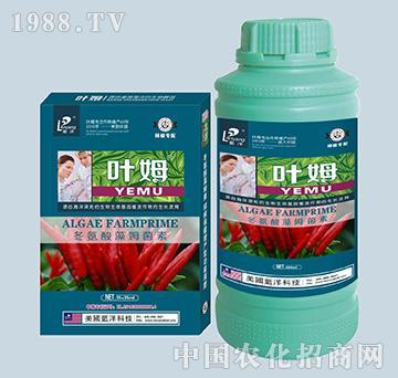 冬氨酸藻姆菌素-辣椒专