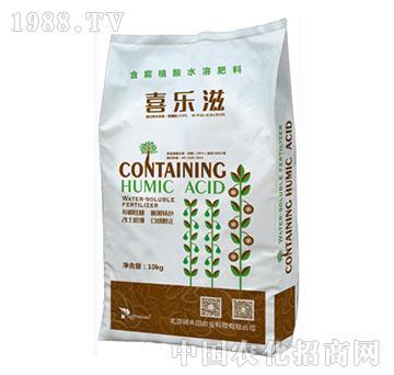 含腐殖酸水溶肥-喜乐滋-瑞禾田