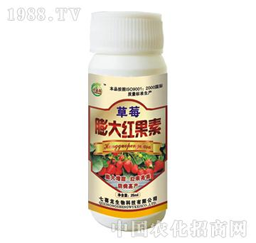 草莓膨大红果素-七喜龙