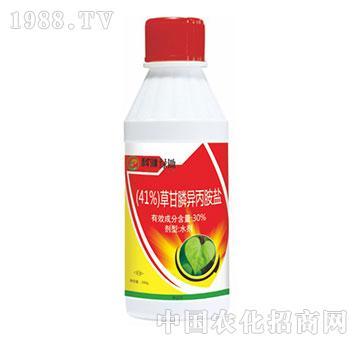 (41%)草甘膦异丙胺盐-绿锄-科濮生化