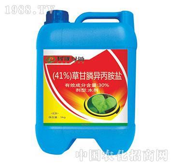 (41%)草甘膦异丙胺盐-绿锄-科濮生化(桶)