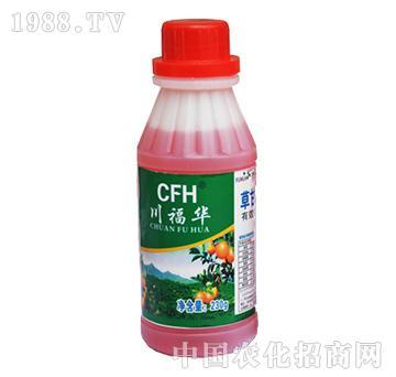 41%草甘膦异丙胺盐(230g)-福华通达