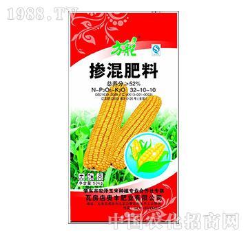 掺混肥料32-10-1
