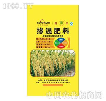 掺混肥料(水稻专用肥)22-11-12-方舵-奥丰
