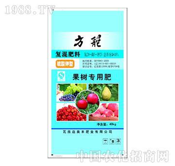 复混肥料(果树专用肥)20-5-23-方舵-奥丰
