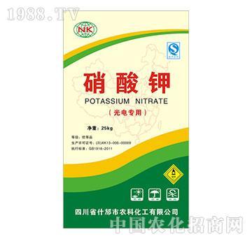 硝酸钾-光电专用-农科化工