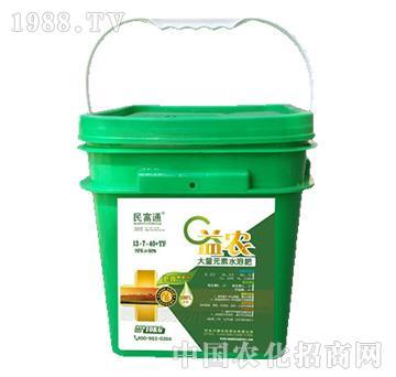 益农大量元素水溶肥13-7-40-农旺肥业