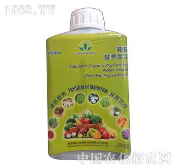 氨基酸叶面肥-联业