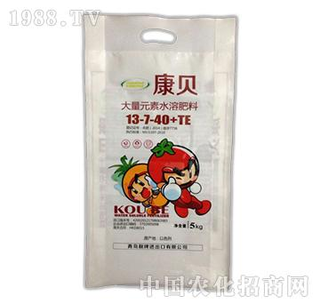 大量元素水溶肥料13-7-40+TE-康贝-康拓
