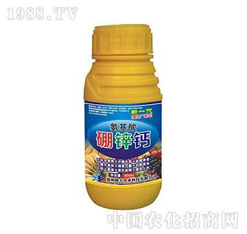 氨基酸硼锌钙-助丰农业