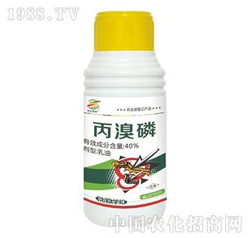 40%丙溴磷-瑞邦农业