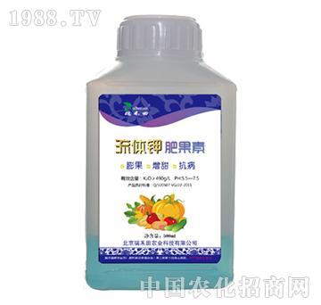 流体钾肥果素-瑞禾田