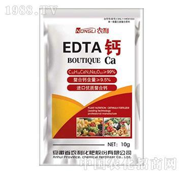 EDTA螯合钙-农利股份