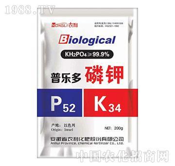 普乐多磷钾(磷酸二氢钾)-农利股份