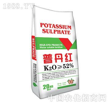 硫酸钾-普丹红-农利股份