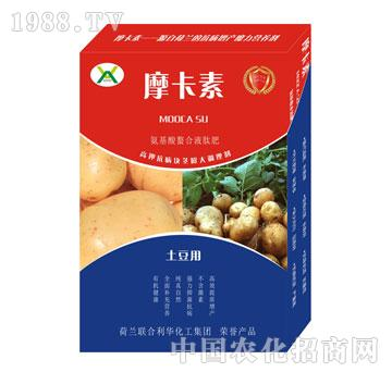 土豆专用氨基酸螯合液肽