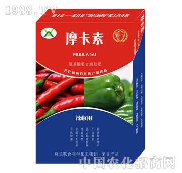 辣椒专用氨基酸螯合液肽
