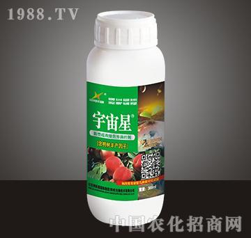 新型超浓缩营养调控剂含桃树丰产因子-宇宙星-昕爵
