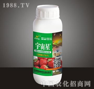新型超浓缩营养调控剂含草莓丰产因子-宇宙星-昕爵