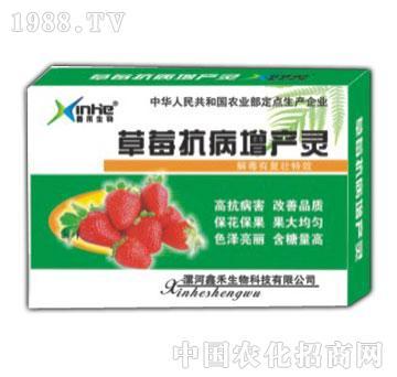 草莓抗病增产灵-漯康壮
