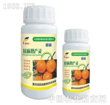 柑橘抗病增产灵-漯康壮