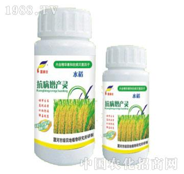 水稻抗病增产灵-漯康壮