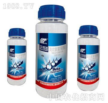 高效氯氰菊酯-正反透-
