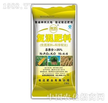 复混肥料15-4-6-骏迈肥业