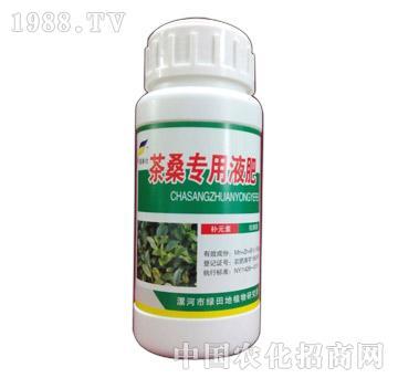 茶桑专用液肥-漯康壮