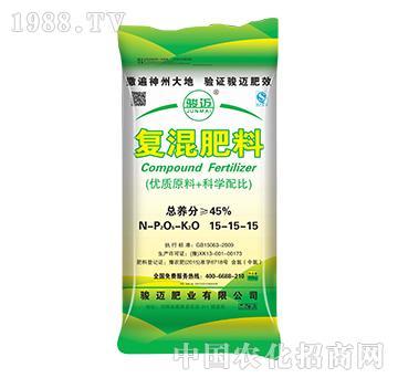 复混肥料15-15-15-骏迈肥业