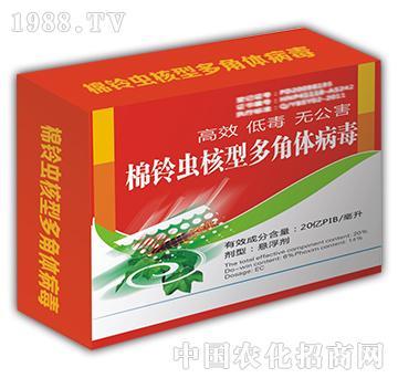 棉铃虫核型多角体病毒