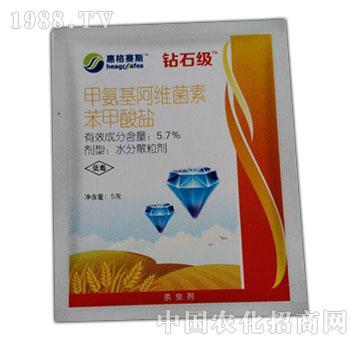 5.7%甲氨基阿维菌素苯甲酸盐-钻石级-惠格赛斯